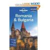 Lonely Planet útikönyv Romania Bulgaria 2013