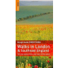 Rough Guides Rough Guide útikönyv Anglia Walks in London and Southeast England 2009