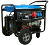 40635 Güde benzinmotoros áramfejlesztő GSE 6700 [max. 5600 W] + indító akkumulátor aggregátor