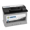 Varta Black 12v 70ah autó akkumulátor jobb+ Varta