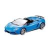 1:14 méretarányú, kék RC autó