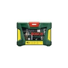 Bosch Bosch 48 részes V-Line TiN fúró- és bitkészlet mágnesrúddal barkácsgép tartozék