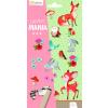Avenue Mandarine Decalco Mania - Erdő satírozós matrica