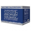 Scitec Nutrition 100% Whey Protein BOX 30 vanília  - 30x30g