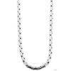 nemesacél nyaklánc, hosszúság50cm + 5cm