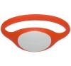 Soyal AM Wristband No.5 13.56 MHz narancs proximity szilikon karkötő biztonságtechnikai eszköz