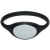 Soyal AM Wristband No.5 13.56 MHz fekete proximity szilikon karkötő