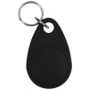Soyal AM KeyTag No.4 125 kHz fekete kulcstartós Proximity tag