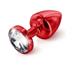 DIOGOL Anni - rubin análkúp (2,5cm) anál