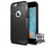 Spigen SGP Tough Armor Apple iPhone 6/6s Black hátlap tok tok és táska