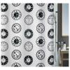 Spirella 10.17073 Time zuhanyfüggöny 180X200 fekete
