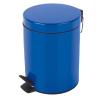 Spirella 10.16384 Sydney fém szemetes kék 3 l