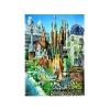 Educa : Gaudi világa - 1000 darabos mini kirakó - puzzle