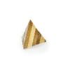 Eureka : 3D Bambusz puzzle - Pyramid * - Ördöglakat