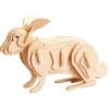 Eureka : Gepetto's Workshop - Nyúl - 3D fa puzzle - Egyéb