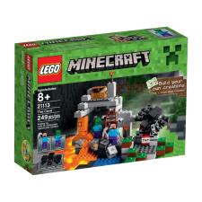 LEGO 21113 Minecraft Micro World: A barlang lego