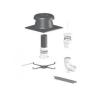 Tricox PPs flexibilis készlet, Ø60 mm hűtés, fűtés szerelvény