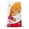 Farmina N&D Low Grain Adult Cat csirke & gránátalma - 3 x 1,5 kg