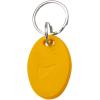 Soyal AM KeyTag No.5 125 kHz sárga kulcstartós Proximity tag