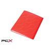 "PANTA PLAST Bemutatómappa, 20 zsebes, A4, PANTA PLAST ""Omega"", piros"