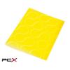 """PANTA PLAST Bemutatómappa, 20 zsebes, A4, PANTA PLAST """"Omega"""", sárga"""