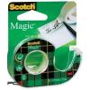 "3M Scotch Ragasztószalag, adagolón, kézi, 19 mm x 7,5 m, 3M SCOTCH ""Magic Tape 810"""