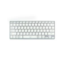 Ewent EW3142 HUN fehér Bluetooth billentyûzet billentyűzet