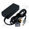 Samsung X60 Series 5.5*3.0mm + pin 19V 3.15A 60W cella fekete notebook/laptop hálózati töltő/adapter utángyártott