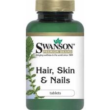 Swanson Hair Skin Nails (Haj bőr köröm) tabletta 60db kézápolás