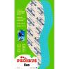 PEDIBUS Deo X talpbetét 35 - 46 1pár