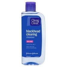 Johnson & Johnson Clean and Clear mitesszer eltávolító tonik 200ml arctisztító
