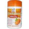 1 x 1 1x1 Vitaday C-vitamin 1000mg rágótabletta narancs ízű 60db