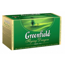 GREENFIELD flying dragon zöld tea 25db tea