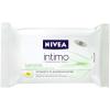 Nivea Intimo Natural intim törlőkendő 20db