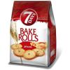 7 Days bake rolls pizzás kétszersült 90g