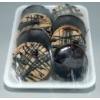 Linzer csokoládés-lekváros tönkölybúza linzer 8db