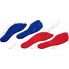 Tactic Sport padlójelölő szett láb forma, csúszásgátló gumiból 18x8 cm, 6 eltérő szín
