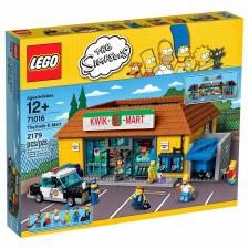 LEGO The Kwik-E-Mart 71016 lego