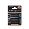 Panasonic Eneloop Pro R6/AA 2500mAh  4 Pcs  Blister