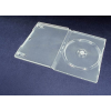 Esperanza DVD Box Clear 14 mm ( 100 Pcs. PACK)