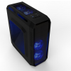 Gembird gaming case Midi Tower Abyss black