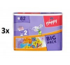 Bella Happy Mini 3 (3-6 kg) Big Pack Pelenka, 246 db pelenka