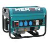 benzinmotoros áramfejlesztő, max 2300 VA, egyfázisú (EGM-25 AVR) aggregátor