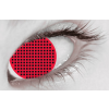MesmerEyez RED MESH 2 db