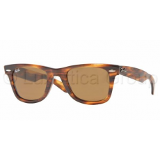 Ray-Ban RB2140 954 WAYFARER LIGHT TORTOISE CRYSTAL BROWN napszemüveg (RB2140__954)