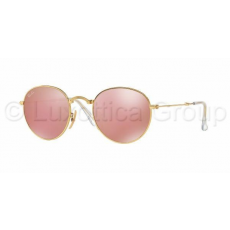 Ray-Ban RB3532 001/Z2 GOLD LIGHT BROWN MIRROR PINK napszemüveg (RB3532__001_Z2)