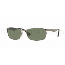 Ray-Ban RB3534 004 GUNMETAL GREEN napszemüveg (RB3534__004)