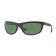 Ray-Ban RB4089 601/58 BALORAMA BLACK CRYSTAL GREEN POLARIZED napszemüveg (RB4089__601_58)
