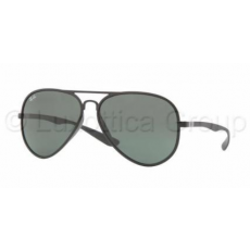 Ray-Ban RB4180 601S71 MATTE BLACK GREEN napszemüveg (RB4180__601S71)