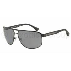 Emporio Armani EA2025 300181 MATTE BLACK POLAR GREY napszemüveg (EA2025__300181)